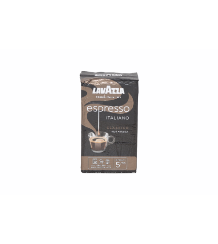 Кофе 'Lavazza Caffe Espresso' молотый  250 гр в/у