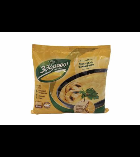 Крем-суп из шампиньонов 'Кружево вкуса' 400 гр