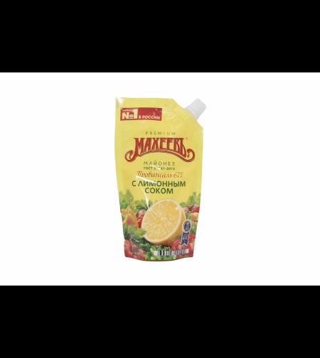 Майонез провансаль с лимон. соком 200 мл. 'Махеев'
