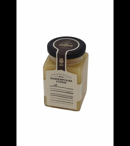 Мёд 'Медовый дом' цветочный Башкирские степи 320 гр