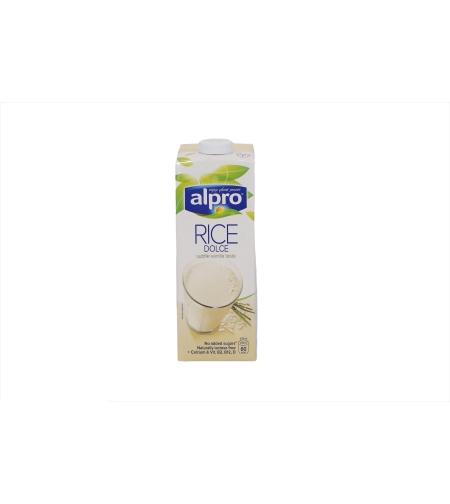Напиток кокосовый с рисом с кальцием 'Alpro' 1л