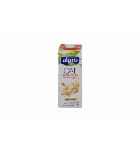 Напиток овсяный без сахара с кальцием и витаминами 'Alpro' 1л