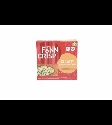 Сухарики 'Finn Crisp' с тмином 200 гр.