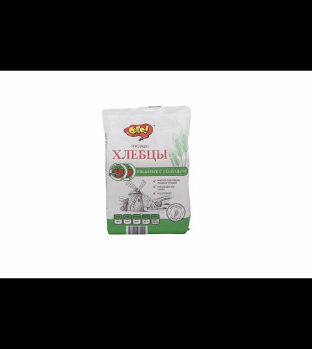 Хлебцы ржаные с солодом 'ОГО' 75 гр