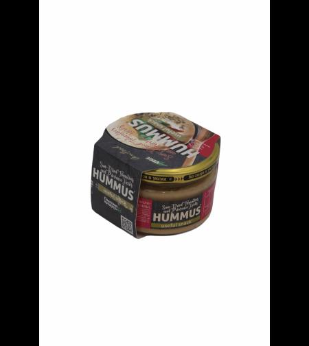 Хумус  с вяленными помидорами и пованскими травами 'Тайный Востока' 200 гр