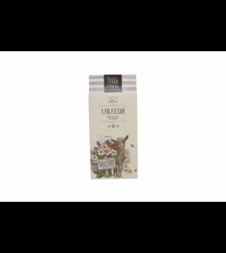 Чай травяной 'Травы и Пчёлы' Кавказский 40г картон