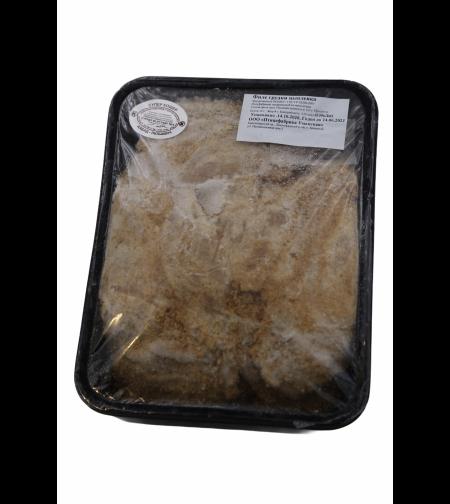 Шницель заморож. цыпленок в панировке 100 гр 'Эльйон'