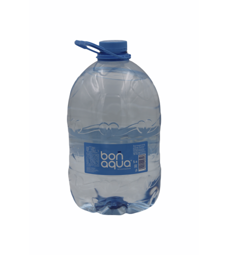 Вода Бон Аква б/газ. 5л.