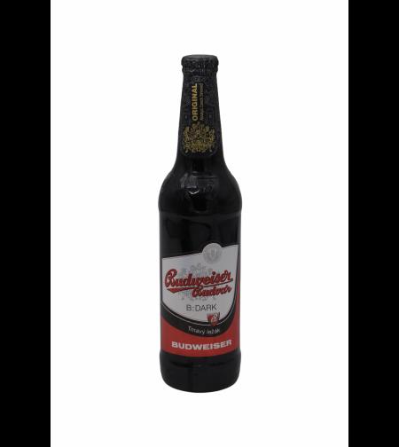 Пиво 'Будвайзер Будвар' темное 0,5 л.