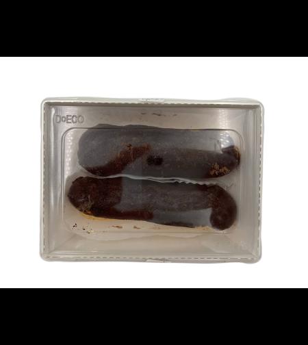 Пирожное 'Эклер' с шокол. глазур. 120 гр 'Эльйон'