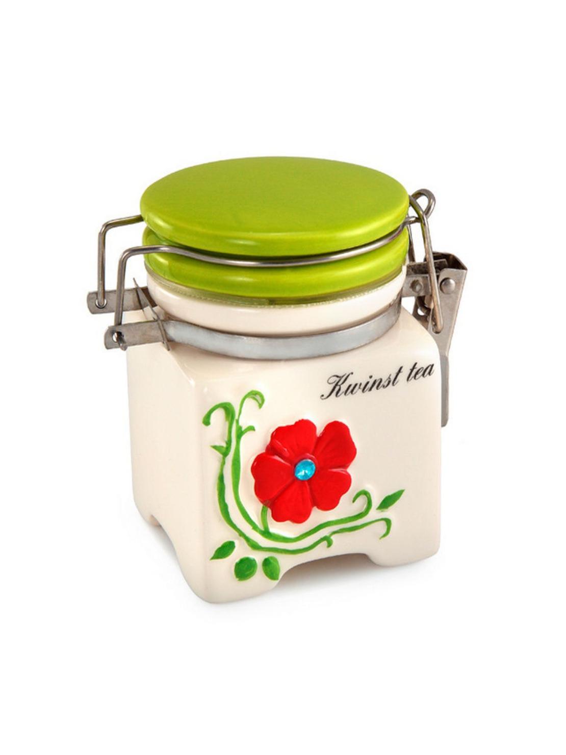 Чай KWINST зеленый цейлонский