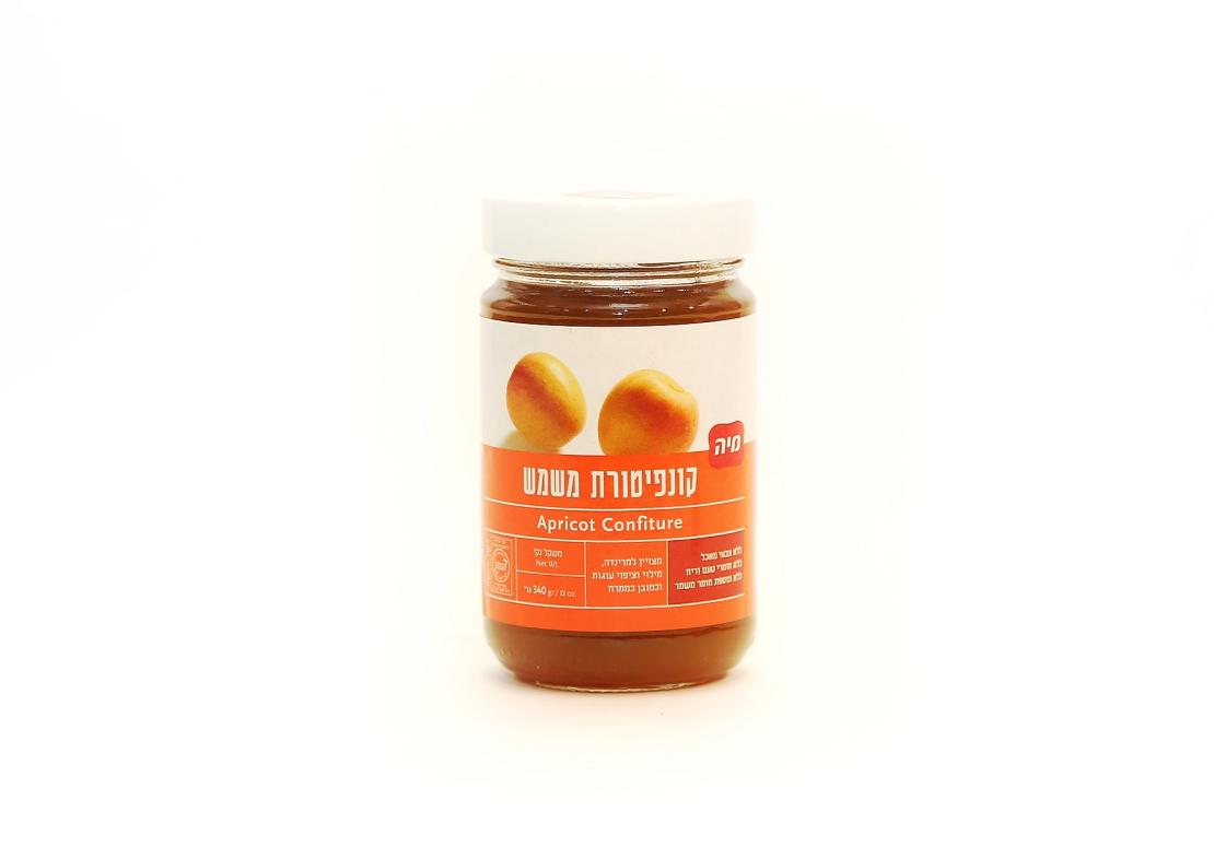 Варенье абрикосовое 340 гр.