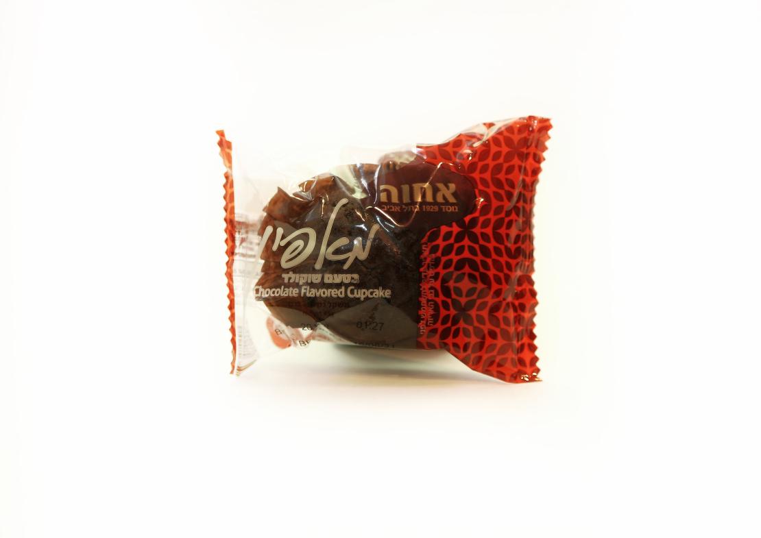 Кекс мини с шоколадными чипсами