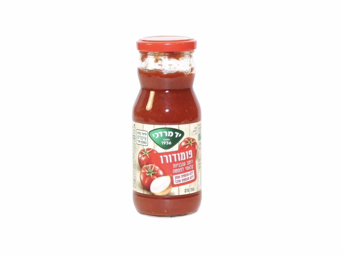 «Помодоро» классический томатный соус для пасты