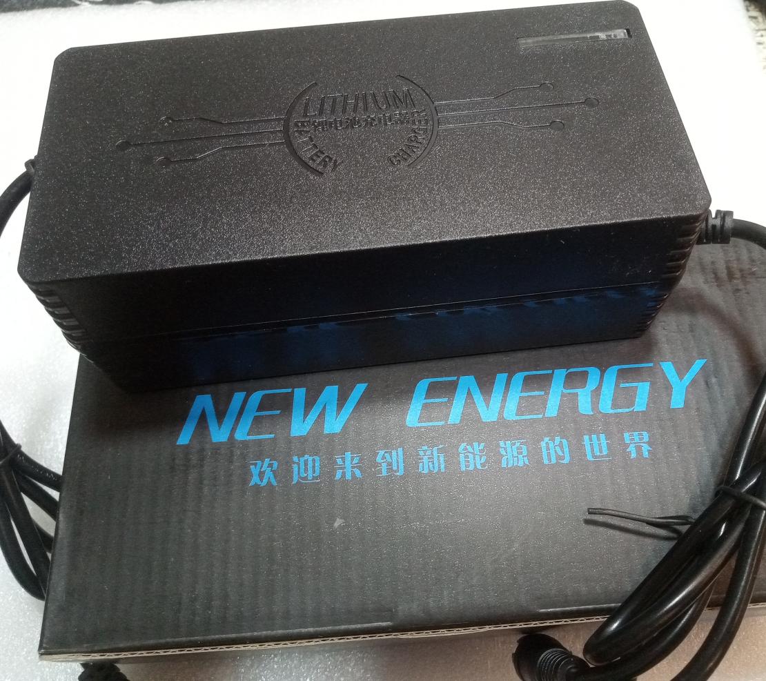 Автоматическое зарядное устройство 36v 3a(42.0v) 10s Li-ion, Li-pol, литиевых аккумуляторов для электросамокатов, электровелосипедов