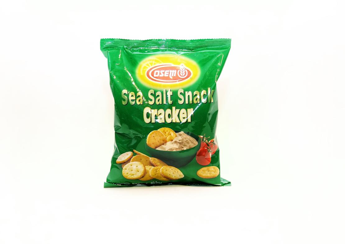 Снэки крекер солёные